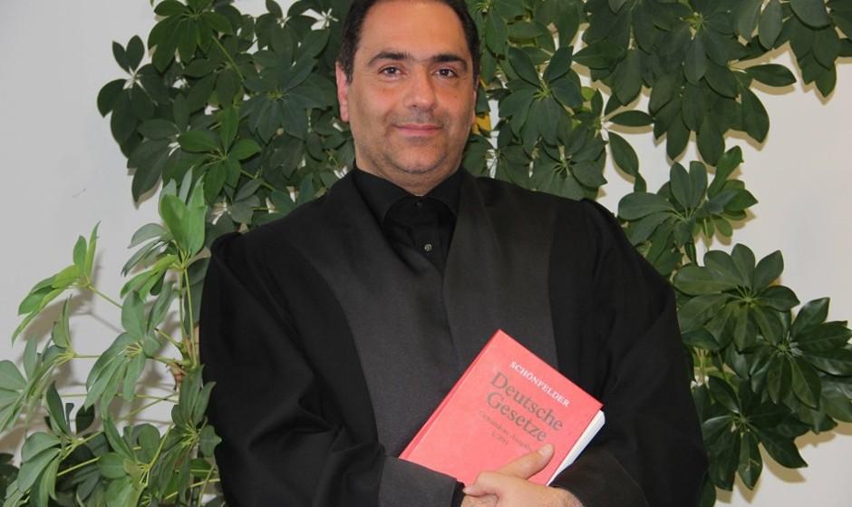 Dr. Dr. Iranbomy, Rechtsanwalt, Seminar: Der Einfluss des Islams auf die deutschen Gerichte