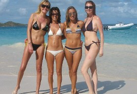 تابستان و لباس شنای زنان: آمریکا، ایران، لبنان، استرالیا و فستیوال کن! ...