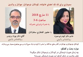Dr. Behzad Bernous and Dr. Elham abuHamzeh: Multicultural Families