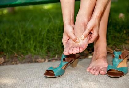 بیماری های جورابی: تغییر در ظاهر پا می تواند نشانه یک مشکل جدی باشد