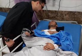 حادثه در لیگ برتر دوچرخهسواری: ملیپوش رکابزن راهی بیمارستان شد (عکس)