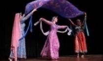 Silk Road Dance Performance at International Children's Festival