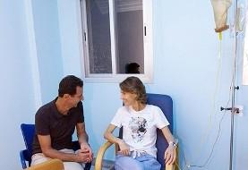 همسر بریتانیایی-سوری بشار اسد به سرطان پستان مبتلا شده است