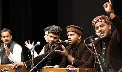 A World in Trance: Sufi Chants of Pakistan by Hamza Akram Qawwal & Brothers