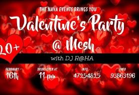 Persian Valentine Party with DJ RaHa
