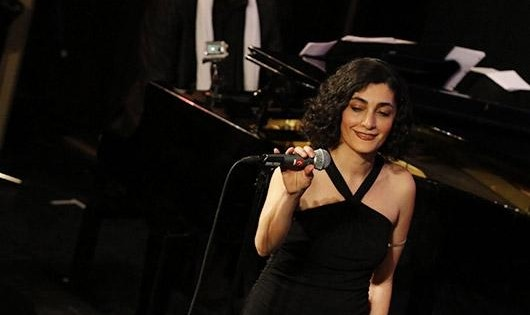 Darya Dadvar and Ensemble - Tirgan 2015