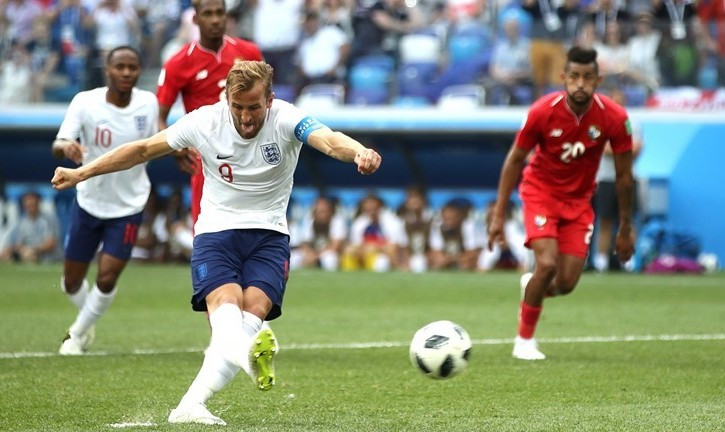 جام جهانی؛ جشنواره گل انگلیس مقابل پاناما