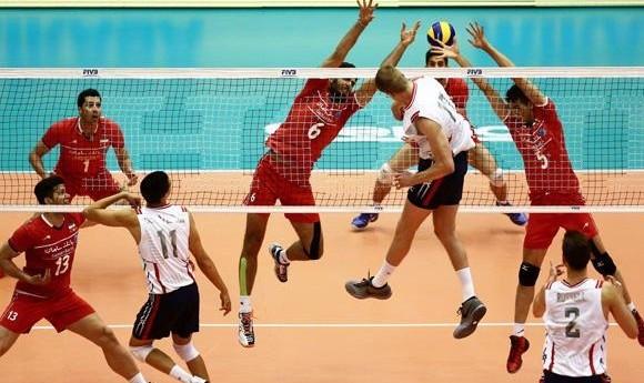 والیبال انتخابی قهرمانی جهان؛ چین دومین قربانی ایران