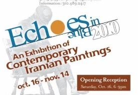 Contemporary Iranian Paintings: Curated by Homa Taraji