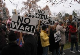Stop War on Iran