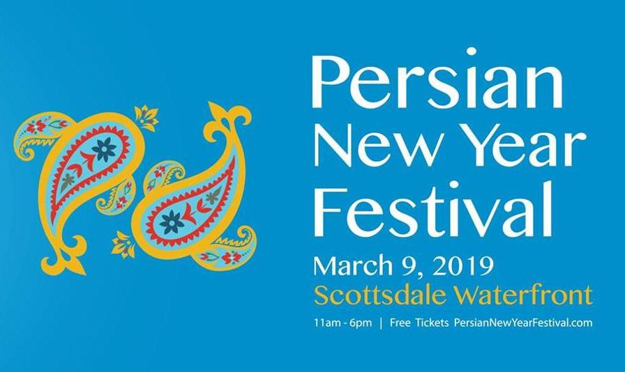 Persian New Year Festival. Nowruz 2019