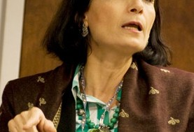 Shahla Talebi discusses