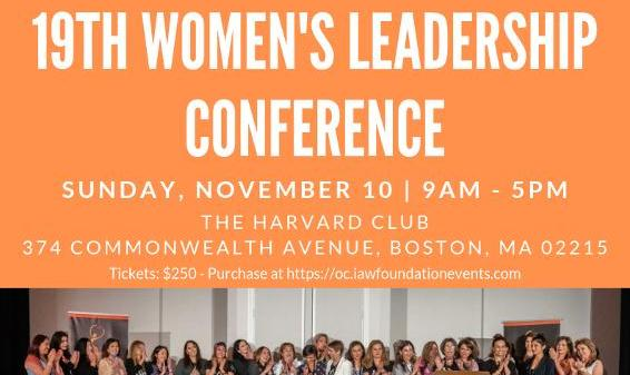 Iranian American Women's Leadership Conference 2019