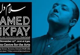 کنسرت حامد نیک پی در تورنتو