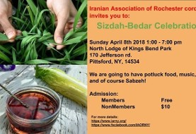 Sizdah-Bedar Celebration