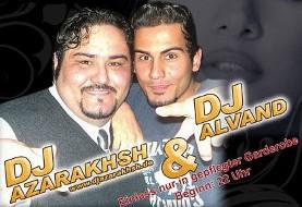 Persian Party Night