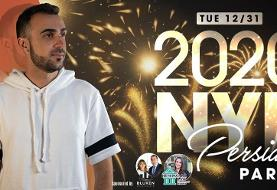 San Diego NYE ۲۰۲۰ Persian Party