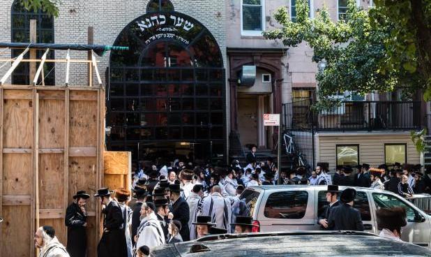 جلوگیری از برگزاری عروسی نوه رهبر یهودیان در نیویورک با ۱۰ هزار مهمان!