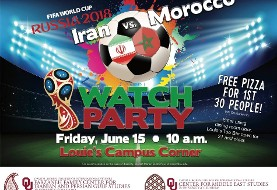 Iran v Morocco - World Cup ۲۰۱۸ Watch Party