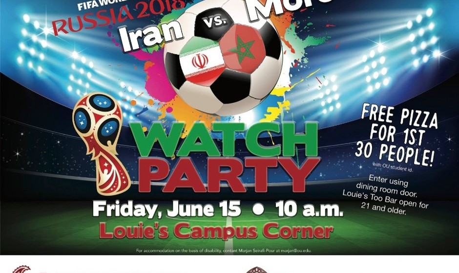 Iran v Morocco - World Cup 2018 Watch Party