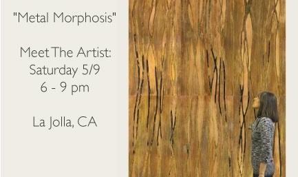 Meet the Artist: Solo Exhibition for Tara Mozafarian