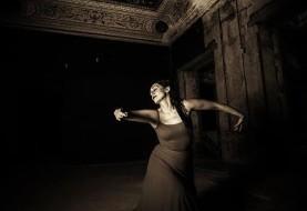 رقص سنتی ایرانی با هلیا بنده