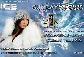CHiCsundays MLK Weekend Persian Party