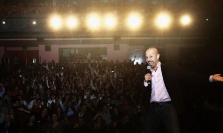 Leukemia & Lymphoma Society Benefit Show featuring Maz Jobrani