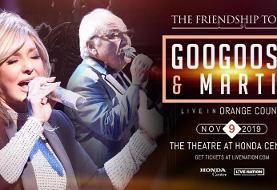 Googoosh and Martik: The Friendship Tour
