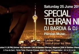 Special Tehran Night