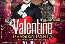 Valentine Persian Party