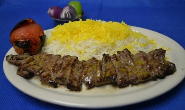 CANCELED: Special Offer for Kabob on the Cliff Restaurant, Cliffside