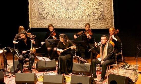 کنسرت یلدا فرشاد جمالی: سماع مهر
