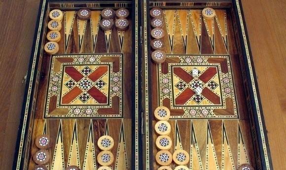 Backgammon Night