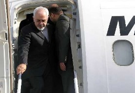 Zarif in Geneva for the important Syria constitution draft summit with Russia, Turkey and UN