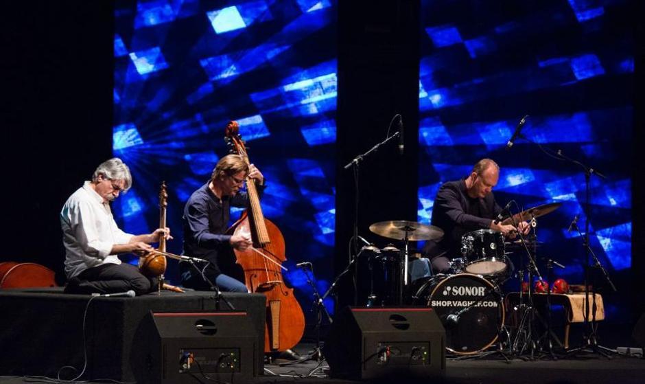 Kayhan Kalhor & The Rembrandt Trio