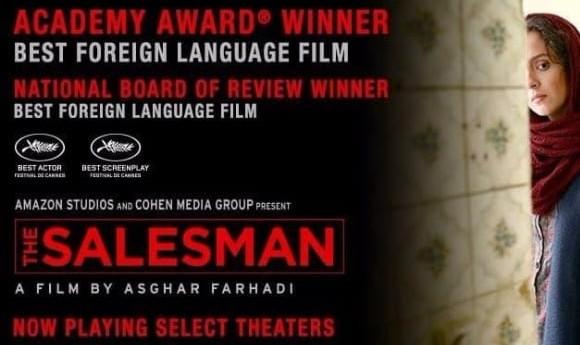 Persian Movie Night - The Salesman and Homemade Persian Dessert