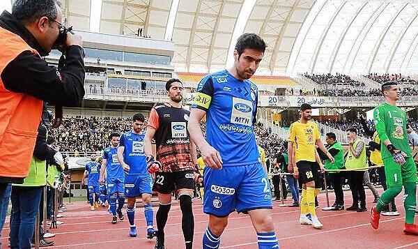 پیام احساسی خسرو حیدری به مناسبت خداحافظی رسمی از دنیای فوتبال