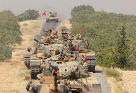 حملات شیمیایی ترکیه به شهر «رأس العین» در شمال سوریه