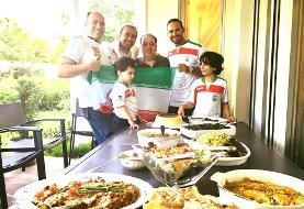 Hertha Berlin's New Iranian German Coach: Persian Food is Absolutely My Favorite!