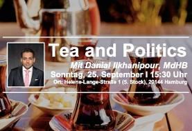 چای و گپی سیاسی با دانیال ایلخانی پور، عضو ایرانی-الاصل حزب سوسیالیست دمکرات آلمان