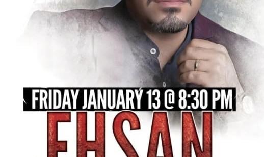 کنسرت احسان خواجه امیری در شیکاگو