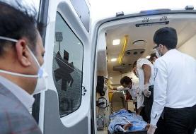 انفجار در کارخانه فولاد در یزد؛ ۹ نفر زخمی شدند
