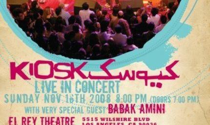 Kiosk Live in Concert