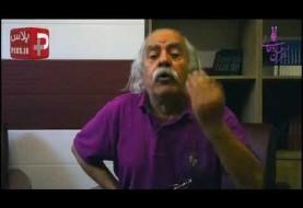 بدون تعارف با بهزاد فراهانی: به روحانی رای میدهم اما گلشیفته را مردم بایند به ایران بیاورند!