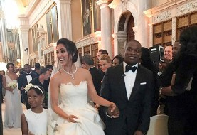 Rags to Riches for Iranian Model Who Married Son of Nigerian Oil Billionaire in $8 Million Wedding