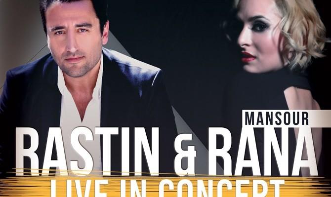 Rastin & Rana Mansour Live in Concert