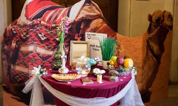 Persian Nowruz Celebration