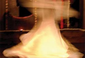 Kiyana, Sama'a, Whirling Dance Presentations and Workshops
