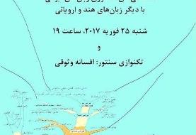 Navid Fadel Speech: Persian Grammar